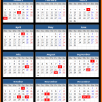 Andaman and Nicobar Bank Holidays Calendar 2015