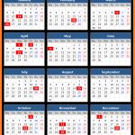 Arunachal Pradesh Bank Holidays Calendar 2015