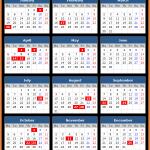 Kerala Bank Holidays Calendar 2015