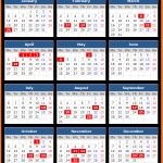 Maharashtra Bank Holidays Calendar 2015