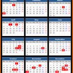 Meghalaya Bank Holidays Calendar 2015