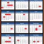 Click here to view printable Tamil Nadu Bank Holidays Calendar 2015