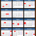 Gujarat Bank Holidays Calendar 2016