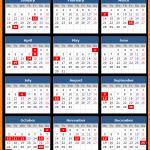 Karnataka Bank Holidays Calendar 2016