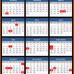 Daman and Diu Bank Holidays Calendar 2016