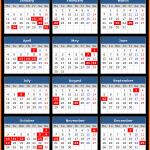 Assam Bank Holidays Calendar 2016