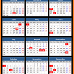 Goa Bank Holidays Calendar - 2017