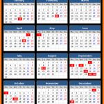 Kerala Bank Holidays Calendar 2017