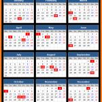 Maharashtra Bank Holidays Calendar 2017