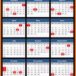 Manipur Bank Holidays Calender 2017
