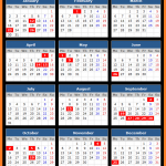 West Bengal Bank Holidays Calendar 2017
