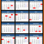 Andhra Pradesh Bank Holidays Calendar 2017