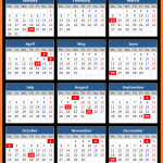 Dadra and Nagar Haveli Bank Holidays Calendar -2017