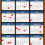 Gujarat Bank Holidays Calendar 2017