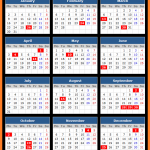 Jharkhand Bank Holiays Calendar 2017