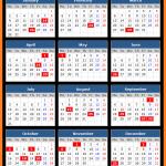 Karnataka Bank Holidays Calendar 2017