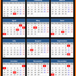 Lakshadweep Bank Holidays Calendar - 2017