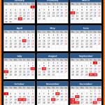 Meghalaya Bank Holidays Calendar 2017