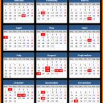 Bank holiday list  kerala